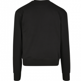 Poison Gas Sabaton Black Crewneck Backside