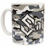 Sabaton Camo Mug with a Box side