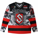 The Great Tour 2020 Hockey Jersey Frontside