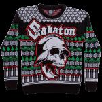 The Great X-mas Sabaton Sweater Frontside
