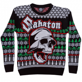 The Great X-mas Sabaton Sweater Frontside