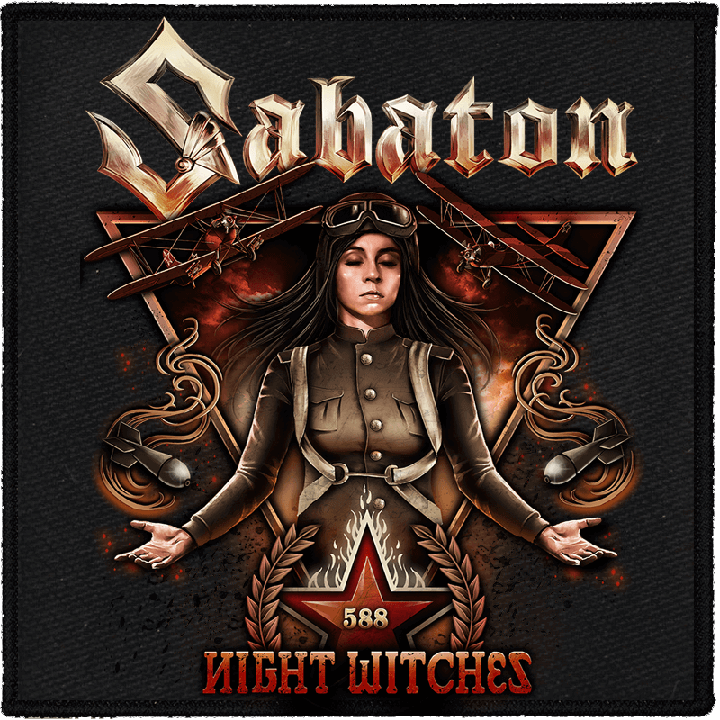 Night Witches Sabaton Patch