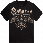 Poison Gas Sabaton T-shirt Frontside