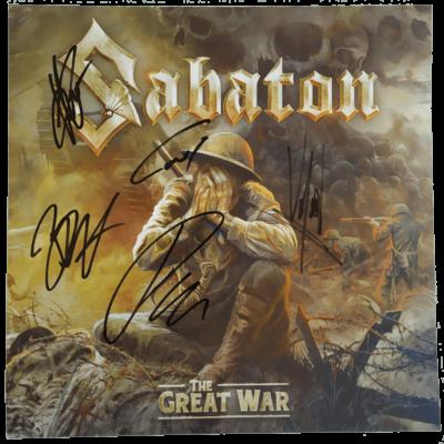 SIGNED: The Great War Vinyl LP