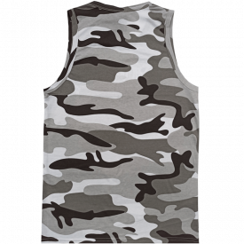 Poison Gas Sabaton Winter Camo Tank Top Backside