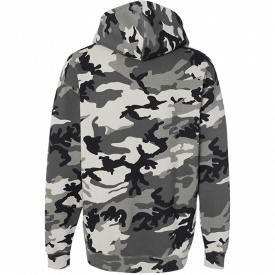 Sabaton Winter Camo Hoodie Backside