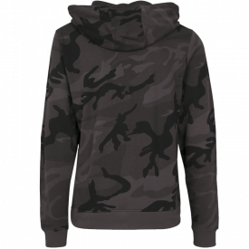 Victory Wreath Sabaton Dark Camo Hoodie Backside