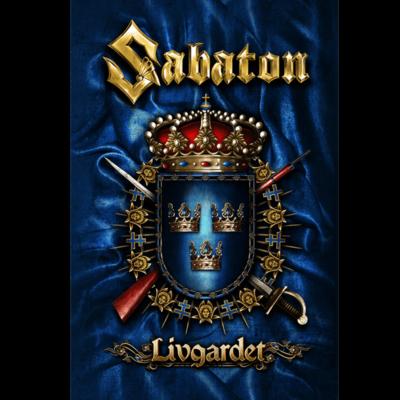 Livgardet Sabaton Hand Towel