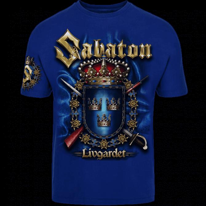 Livgardet Royal Blue T-shirt