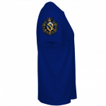 Livgardet Sabaton Royal Blue T-shirt Rightside