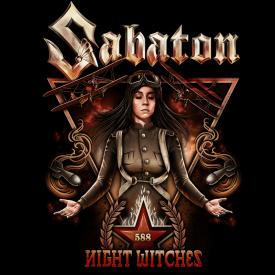 Night Witches Sabaton Flag