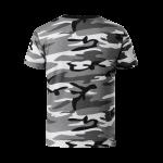 Sabaton Camo T-shirt Kids Backside