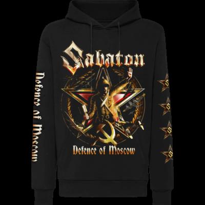 Defence of Moscow Sabaton Hoodie Frontside