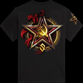 Defence of Moscow Sabaton T-shirt Backside