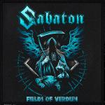 Fields Of Verdun Sabaton Patch