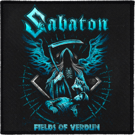 Fields Of Verdun Sabaton Patch