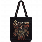 Sabaton Night Witches Tote Bag Frontside
