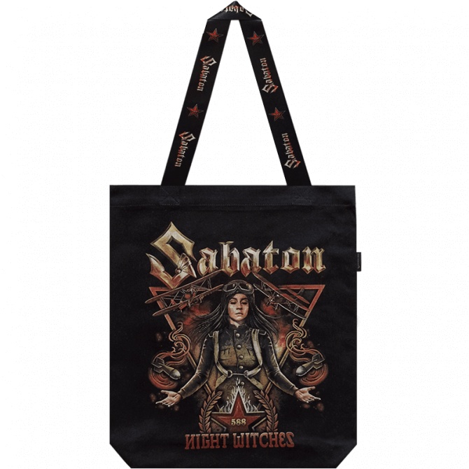 Night Witches Tote Bag