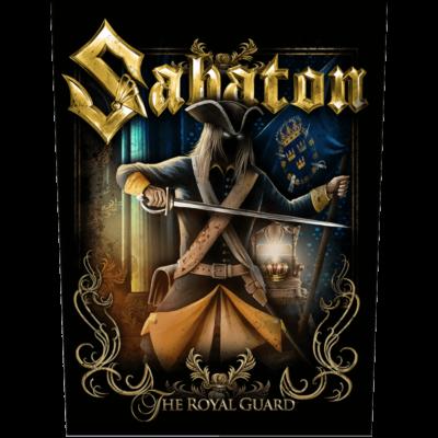 The Royal Guard Sabaton Back Patch