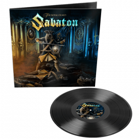 Sabaton The Royal Guard Black Vinyl