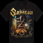 Royal Guard Sabaton T-shirt Frontside