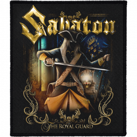 The Royal Guard Sabaton Patch