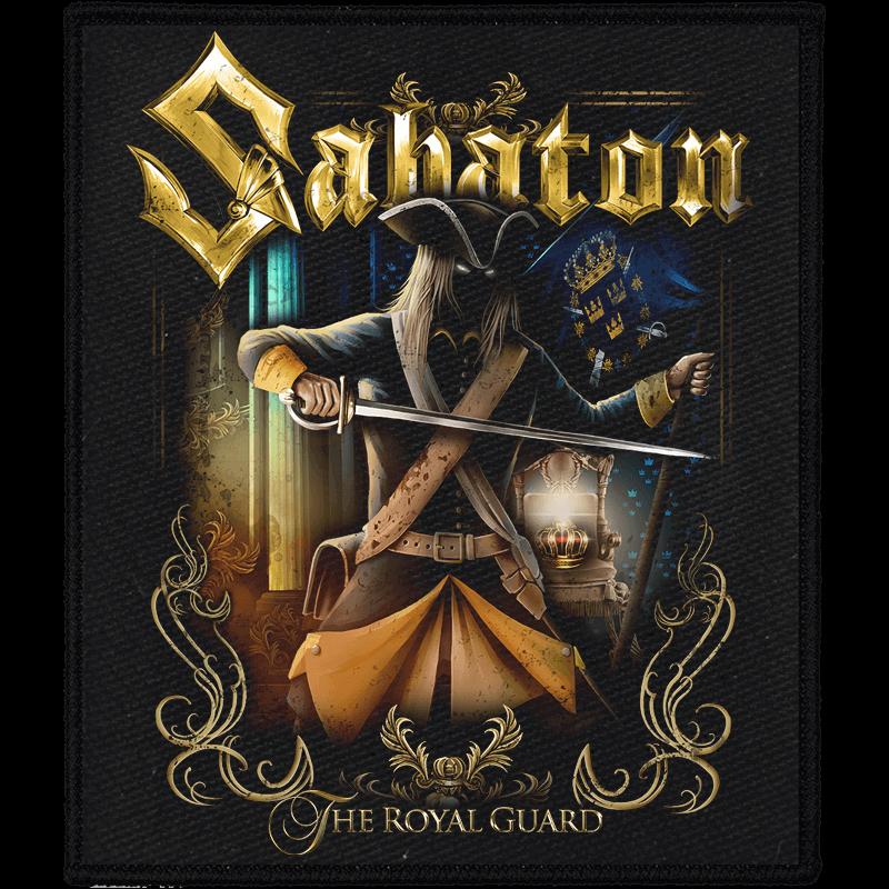 The Royal Guard Sabaton Patch