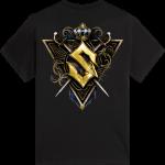 Royal Guard Sabaton T-shirt Backside