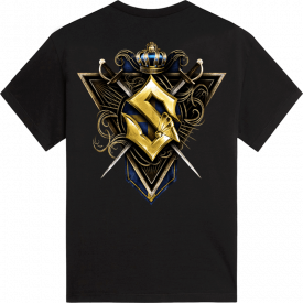 Royal Guard Sabaton T-shirt Backside
