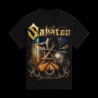 Royal Guard Sabaton Kids T-shirt Frontside