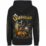 The Royal Guard Sabaton Zip Hoodie Backside