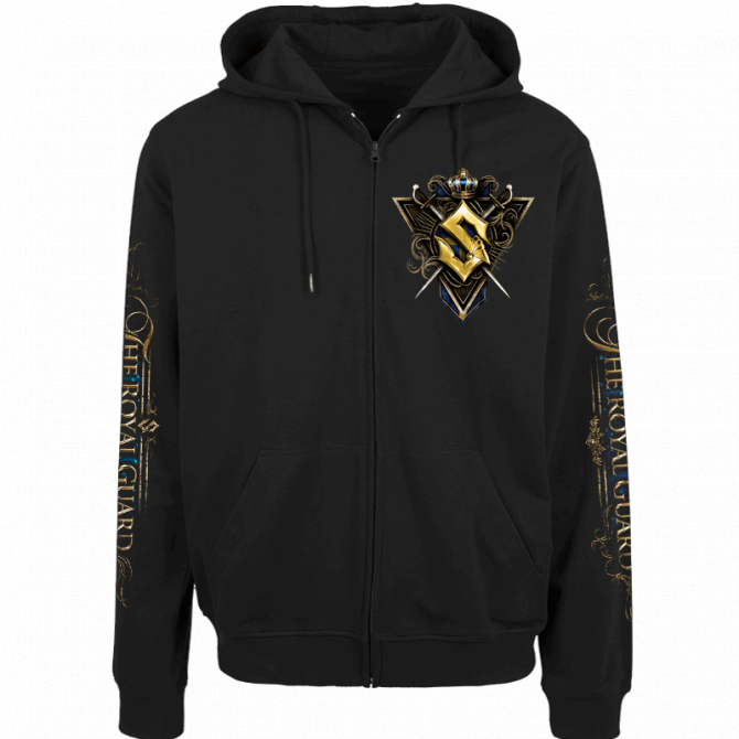 The Royal Guard Zip Hoodie