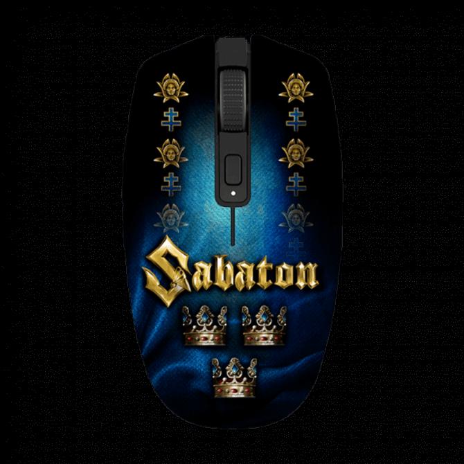 Razer Personalized Sabaton Mouse