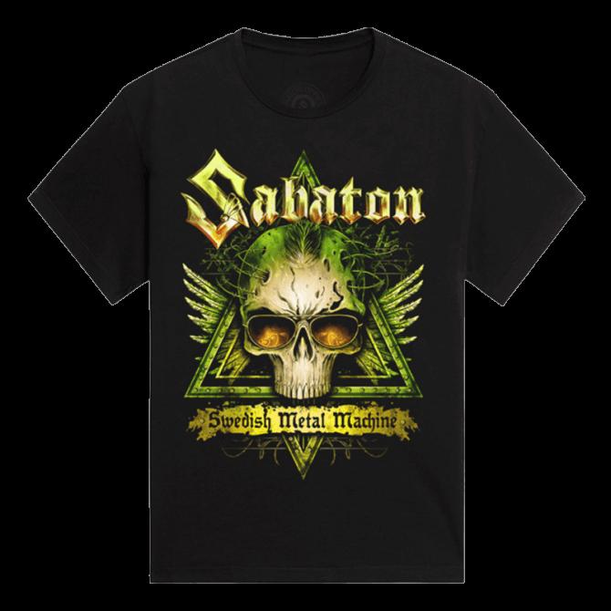 Swedish Metal Machine T-Shirt