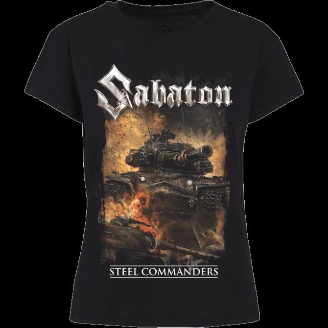Steel Commanders T-shirt Women